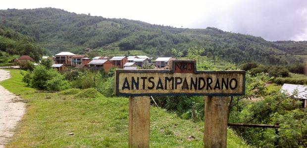 village Antsampandrano
