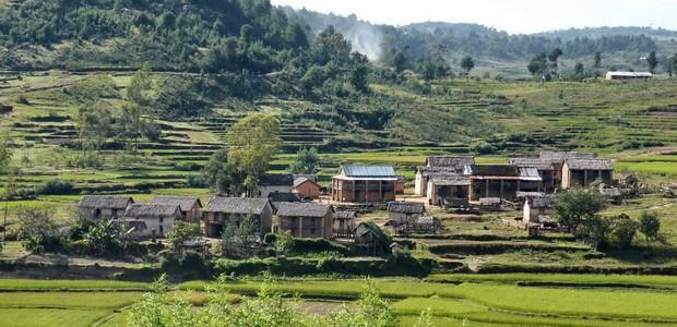 Village Antsahapetraka