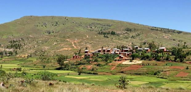Village Mangatany