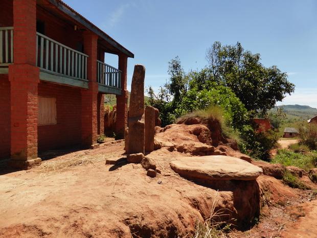 1° vavahady village Ambonirina