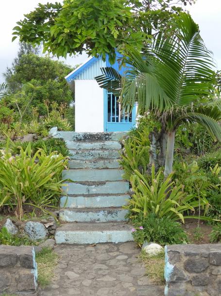 chapelle la petite baie