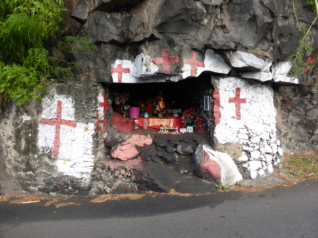 chapelle montée le Ouaki