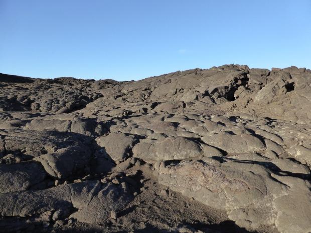 formation coulée de lave