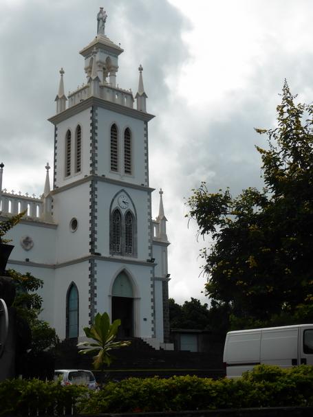 église la Rivière