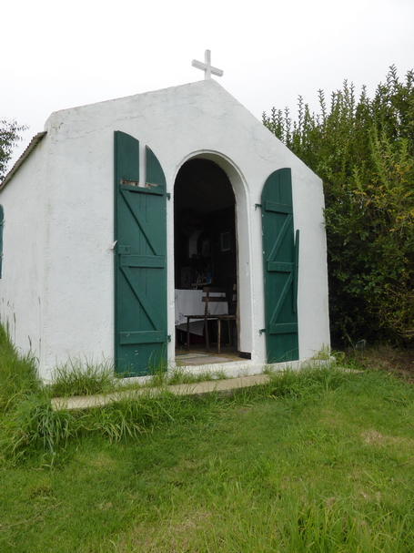 chapelle de notre dame de la paix
