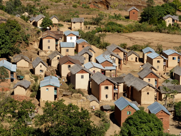 maisons Ambohitsara