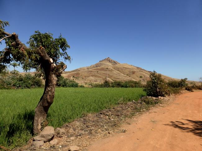 massif Ambohitrinirina