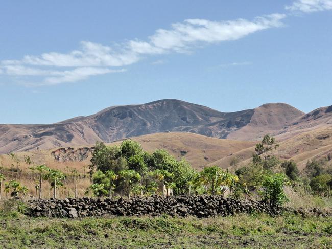 massif Angafy
