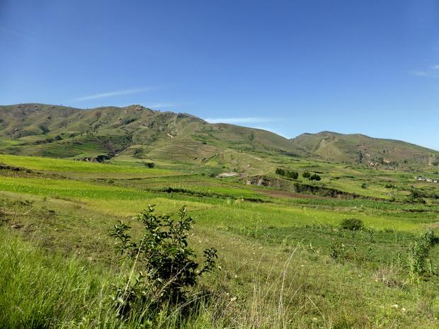 massif Antsahamaina