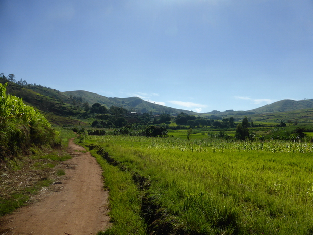 village d' Ambohijatovy