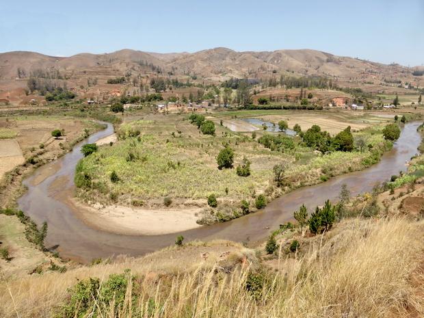 circuit les 3 vallées  : rivière Mazy