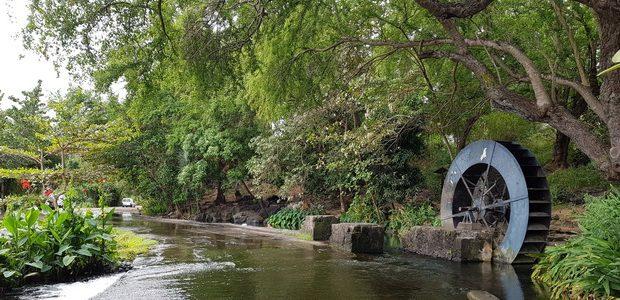 Saint-Paul le moulin à eau